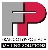 Francoytp Postalia Mailing Solution logo on Wisconsin Copy & Business Equipment brand page.